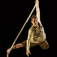 Nacho Ricci en el 35 Cirque de Demain