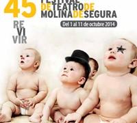 45 Festival de Teatro de Molina de Segura