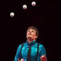 Michael Ferreri en 35 Cirque de Demain