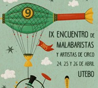 IX Encuentro de malabaristas de Utebo