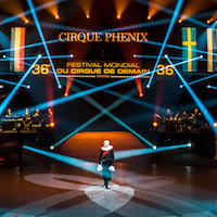 No habrá retransmisión en directo del 37º Festival du Cirque de Demain