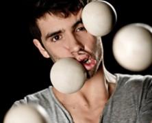 Jimmy Gonzalez en el 36 Cirque du Demain