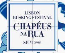 Chapéus Na Rua Lisbon Busking Festival