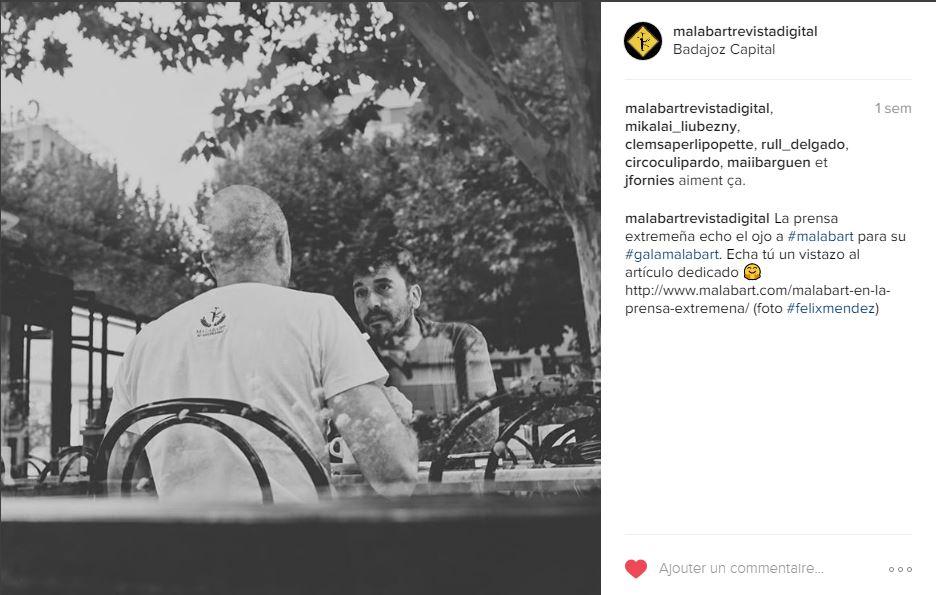 Malabart Instagram