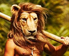 JIMMY LION, PARA VESTIR TUS PIES DE CIRCO