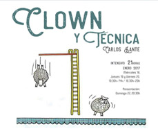 Curso de Clown en Mérida