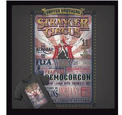Stranger Circus
