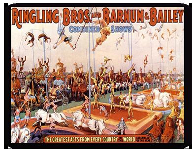 Ringling Bros and Barnum & Bailey