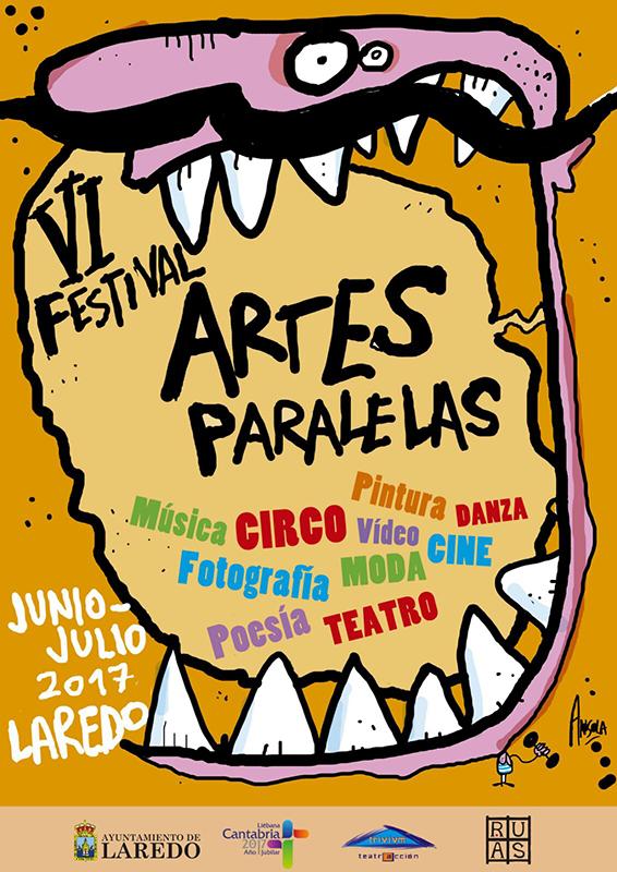 Artes Paralelas 2017
