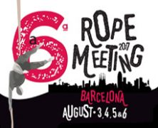 VI Barcelona Rope Meeting