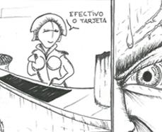 Metálico, el cómic