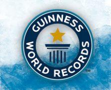 Víctor Rubilar se supera a si mismo en los récord guinness