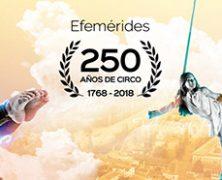 Correos se hace eco del 250 aniversario del Circo