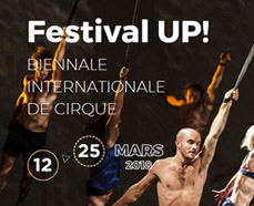 Festival UP! Bienal  Internacional  de Circo