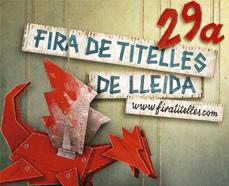 29 Feria de Títeres de Lleida