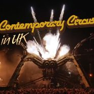 """Un vistazo al circo """"contemporáneo"""" en el Reino Unido"""
