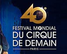 40 Cirque de Demain en directo