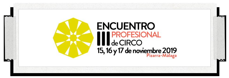 III ENCUENTRO PROFESIONAL 2019