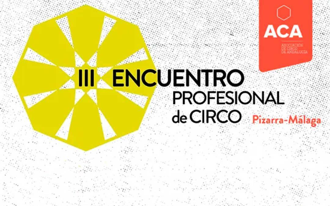 III Encuentro Profesional de Circo Andaluz