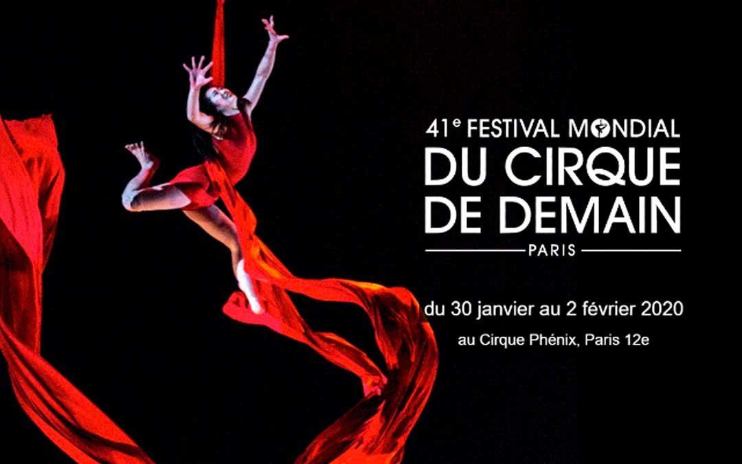 41 Cirque de Demain en directo