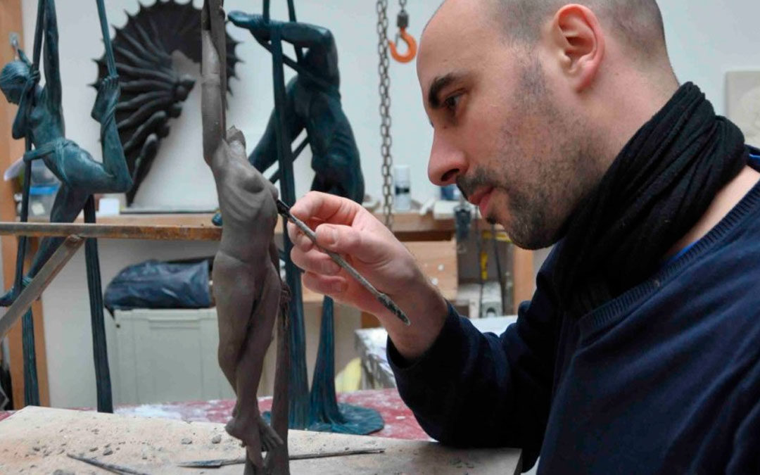 Benjamin Georgeaud, el escultor del circo