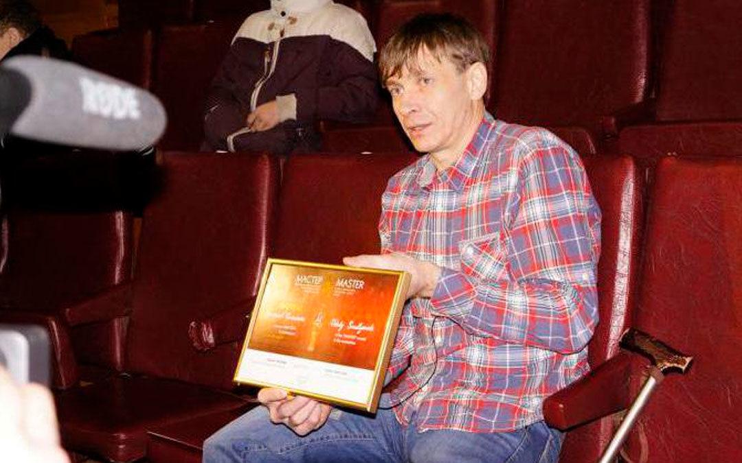 Entrevistamos a Vitaliy Smolyanets