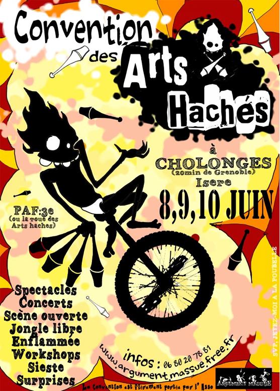 Convención de Arts Hachés 2012