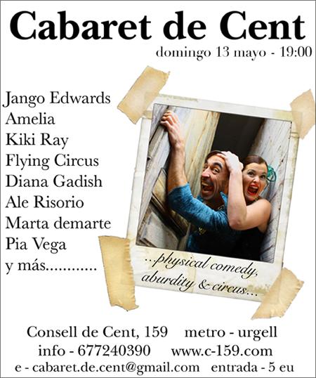 Cabaret de Cent and Guests