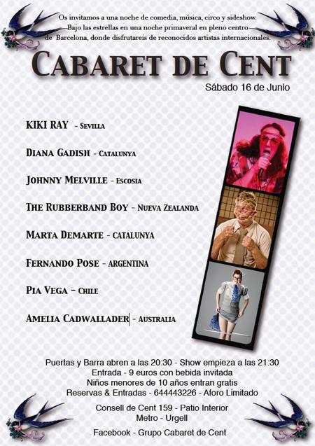 Cabaret de Cent