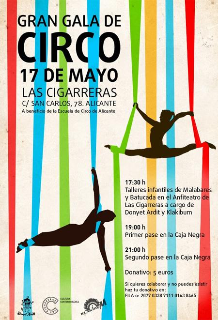 Gran gala de circo Alicante 2012