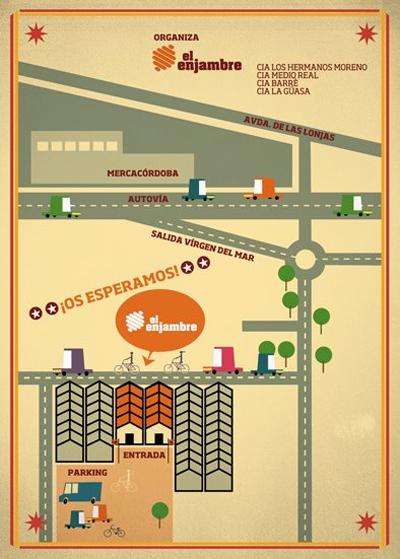 Gala de Circo Solidario por un Sahara Libre 2012