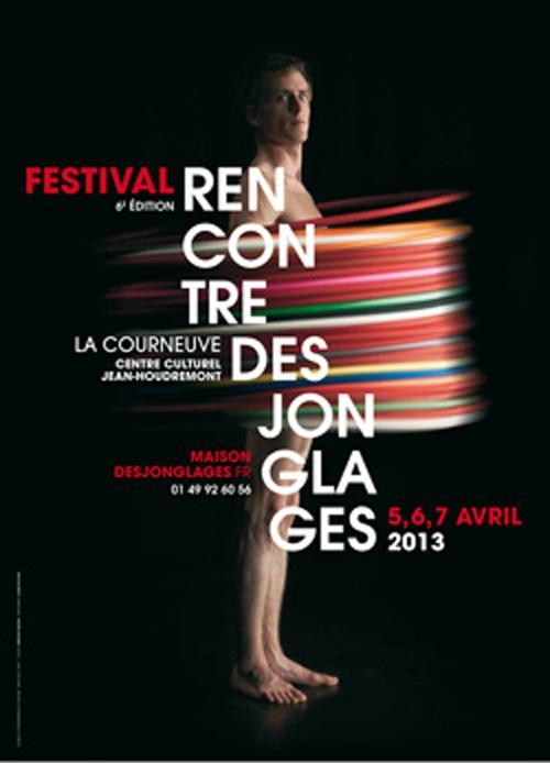 Rencontre Des Jonglages 2013