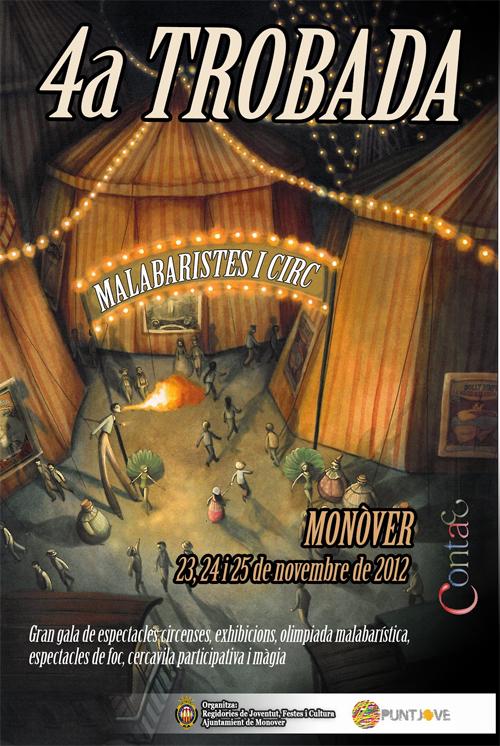 4ª Trobada de Malabaristas y Circo 2012