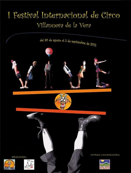 I Festival Internacional de Circo de Villanueva de la Vera 2012