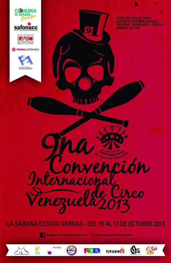 IX Convención de Circo de Venezuela