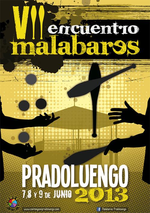 VII Encuentro de Malabaristas de Pradoluengo 2013