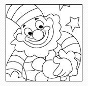 Dibujos de Circo para colorear