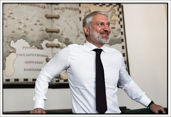 Entrevista Vadim Gagloev 2015