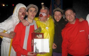 KIKOLAS - Premio del Jurado en el Milano Clown Festival