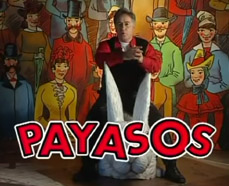 Documental «Payasos»