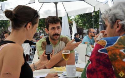 Entrevista a Boni y Ramiro Vergaz