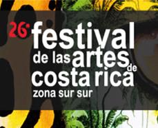Convocatoria Festival de las Artes de Costa Rica