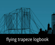 Flying Trapeze logbook