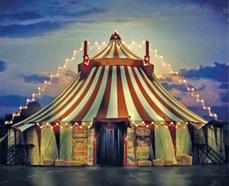 Exposición sobre el Circo Moderno en Matadero